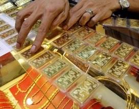 Giá vàng liên tục đảo chiều