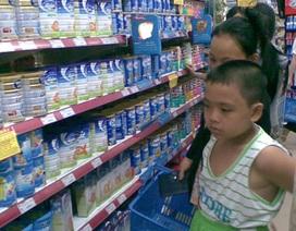 """Sữa sẽ """"đồng loạt"""" giảm giá thời gian tới?"""