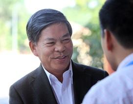 """Bộ trưởng Nguyễn Minh Quang: """"Giá đất sẽ không tính theo thị trường ảo"""""""