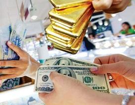 Vàng SJC vẫn tăng bất chấp giá vàng thế giới giảm mạnh