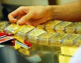 Giá vàng thu hẹp biên độ mua - bán