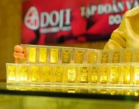 """Gần 55 tấn vàng đã được """"bơm"""" ra thị trường"""
