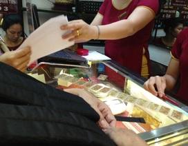 NHNN bất ngờ nâng khối lượng vàng đấu thầu lên 1,54 tấn
