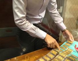 Thêm 40.000 lượng vàng được tung ra thị trường