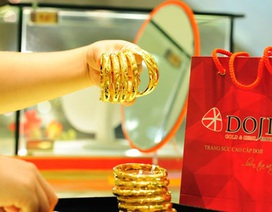 Giá vàng tiếp tục giảm dưới mốc 38 triệu đồng/lượng