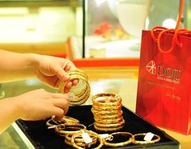 Giá vàng mất gần 1 triệu đồng/lượng trong tuần này