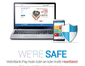 Các ngân hàng khẳng định an toàn trước thông tin 15 website e-banking bị tấn công