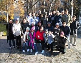 Các trường ĐH Nga tăng gấp đôi chỉ tiêu đào tạo cho sinh viên nước ngoài