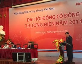 Ông Nguyễn Văn Thắng được bầu làm tân Chủ tịch VietinBank