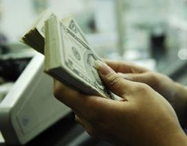 Giá USD tiếp tục tăng mạnh