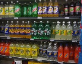 Có nên đánh thuế tiêu thụ đặc biệt lên nước giải khát có ga?
