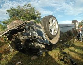 Vụ CSGT lái BMW tông chết 2 dân quân: Xe sang mang biển giả?