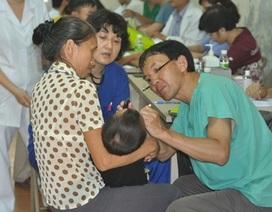 Gần 100 trẻ bị dị tật khe hở môi hàm ếch có cơ hội tìm lại nụ cười tươi tắn…