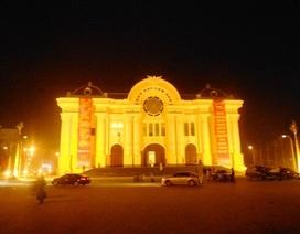 Khánh thành nhà hát Lam Sơn chào năm mới 2015