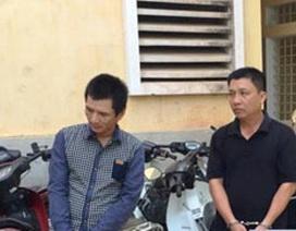Bắt đối tượng chuyên trộm cắp tài sản, thu hồi hàng chục xe máy
