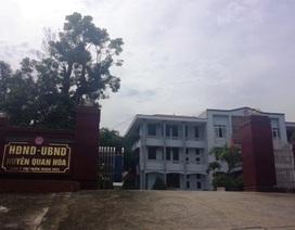 Hàng loạt Phó chủ tịch xã về huyện nghèo hoang mang vì bị cắt tiền hỗ trợ