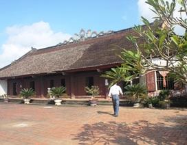 Thăm Gia Miêu Ngoại Trang - nơi phát tích Vương triều Nguyễn