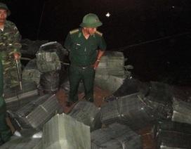 Bắt giữ 24.000 gói thuốc lá lậu