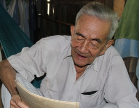 Vụ lão nông 90 tuổi kiện đòi đất: Mòn mỏi chờ Bộ Tài nguyên và Môi trường giải quyết