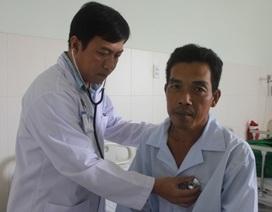Sẽ phẫu thuật tim cho bệnh nhân Nguyễn Tùng Cương