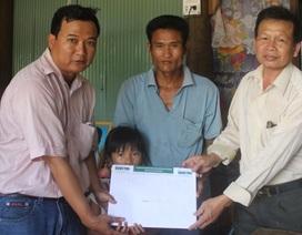 Quỹ Nhân ái hỗ trợ 10 triệu đồng đến gia đình nạn nhân trong vụ tai nạn thảm khốc