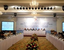 Bế mạc Hội thảo ASEM về tăng cường quản lý nguồn nước