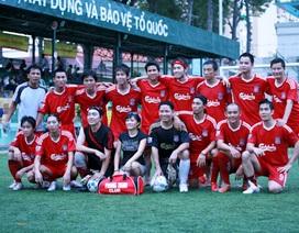 Phương Thanh xốc lại đội bóng Nghệ sĩ