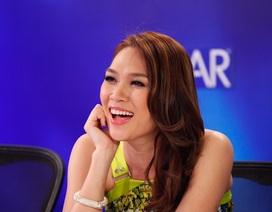 Quốc Trung, Mỹ Tâm hài lòng với thí sinh Vietnam Idol 2012