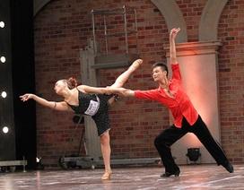 Những màn trình diễn ấn tượng của Thử thách cùng bước nhảy