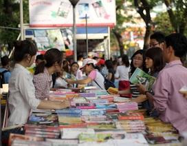 Hội chợ sách... trên mạng