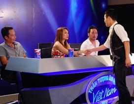 """Vietnam Idol gây chú ý bằng những tiết mục """"thảm hoạ"""""""