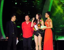 Hà Hồ đoạt giải Đĩa đơn của năm