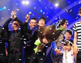 Trần Hữu Kiên đăng quang Vietnam's Got Talent