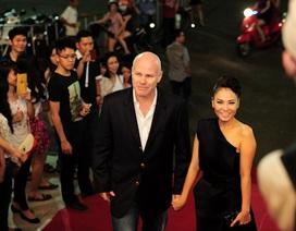 Ca sỹ hội tụ trên thảm đỏ giải Âm nhạc Cống hiến
