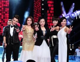 Nhìn lại vòng liveshow đầu tiên của The voice 2013