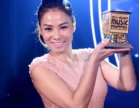Sau Mỹ Tâm, Thu Minh đoạt giải thưởng âm nhạc Hàn Quốc