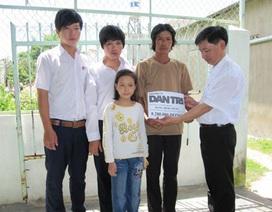 Những tấm lòng hảo tâm giúp đỡ 3 anh em mồ côi mẹ