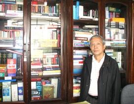 """Nhà thơ Nguyễn Khoa Điềm: """"Giờ chỉ còn chường mặt ra trong thơ"""""""