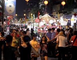Mạn đàm về mở rộng tuyến đi bộ quanh phố cổ Hà Nội