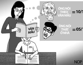 Có biện pháp nào để thay đổi thái độ học môn văn?