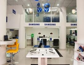 Samsung mở thêm 2 trung tâm bảo hành quy mô lớn