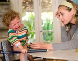 Mẹo hay giữ bình tĩnh trước trẻ