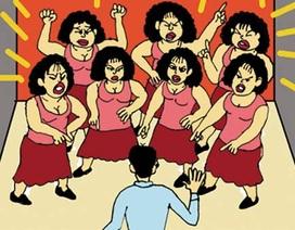 Chiến thuật của vợ