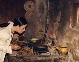 Coi bếp chọn dâu