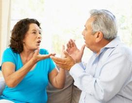 Mệt mỏi vì bố mẹ chồng hay nói tục