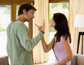 Lý do chàng giận vợ