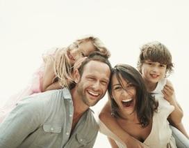 Học cách làm một bà mẹ hạnh phúc