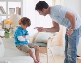 3 sai lầm biến bạn thành bố mẹ tồi