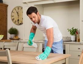 Đàn ông giúp vợ việc nhà là đàn ông hấp dẫn