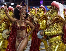 Nổ súng tại lễ hội hóa trang hoành tráng nhất hành tinh